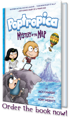 Order Mystery of the Maps Book now