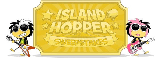 Island Hopper Sweepstakes