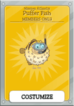 Mission 2 Atlantis Members Only Item and Card