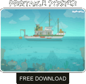 Mission Atlantis free poster download