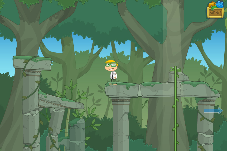 How To Beat Mystery Of The Map Island On Poptropica