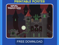 Vampire's Curse free poster download