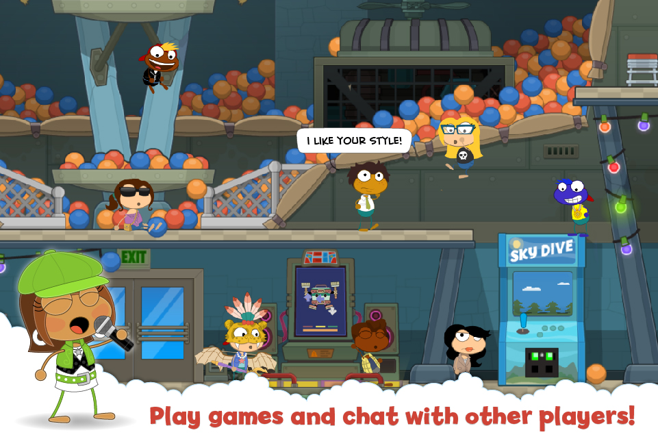 games to play on chat