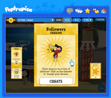 poptropica coin credit